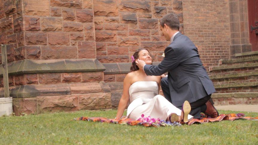 Tanya & Henry's Wedding