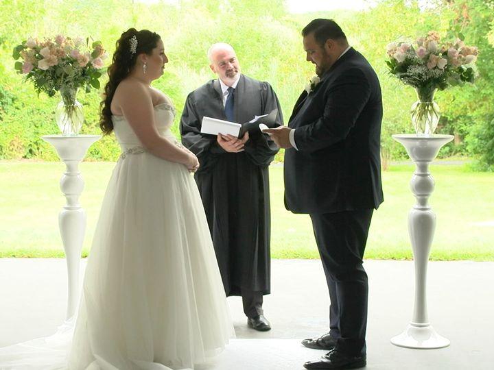 Tmx 1515957211 B9ee8e5e552fac76 1515957209 9c86b121044fa15b 1515957199495 3 Ceremony Clifton Park, NY wedding videography
