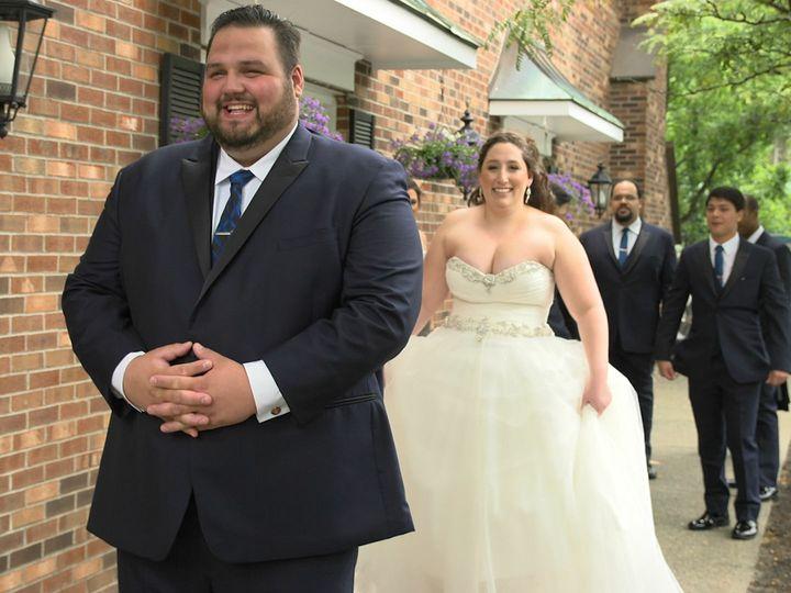 Tmx 1515957211 Ebdae2d566b04a4f 1515957210 Fc8c172585a16d2c 1515957199498 7 First Look Clifton Park, NY wedding videography