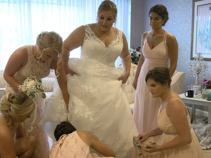 Tmx Bridesmaids Helping With Shoes 51 979109 V1 Clifton Park, NY wedding videography