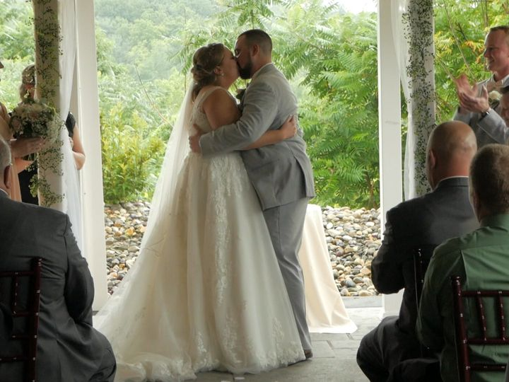 Tmx Ceremony Kiss 51 979109 V1 Clifton Park, NY wedding videography