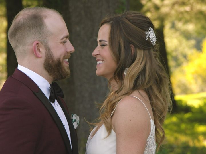 Tmx Lindsay Aj Smiling At Eachother 51 979109 Clifton Park, NY wedding videography