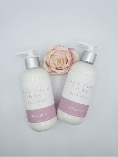 Olive and Coconut Oil Body Lotion