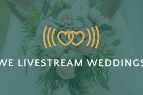 We Livestream Weddings
