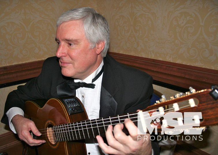 classical wedding ceremony guitarist mse productio