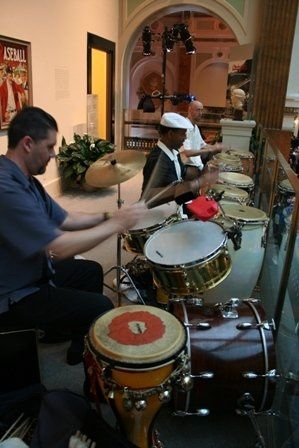 Tmx 1226346629335 Percussionband01 Reston wedding ceremonymusic