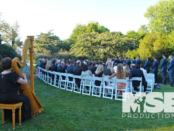Tmx 1472497532451 Harpist Linda Mse Productoins Reston wedding ceremonymusic