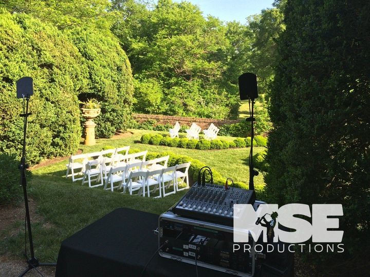 Tmx 1472499643039 Ceremony Sound System All Set Mse Productions Reston wedding ceremonymusic