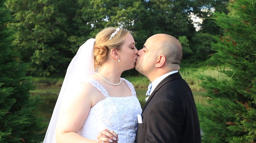 A kiss that last forever
