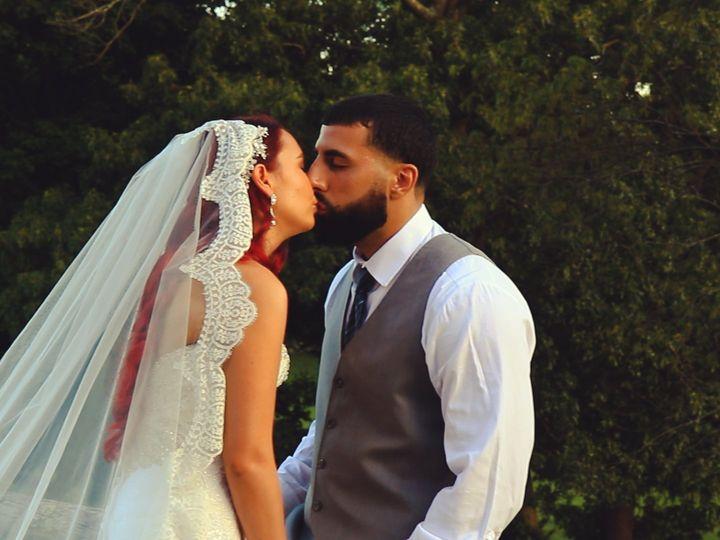 Tmx Andy Heather Kiss 51 1041209 160699793768409 Dedham, MA wedding videography