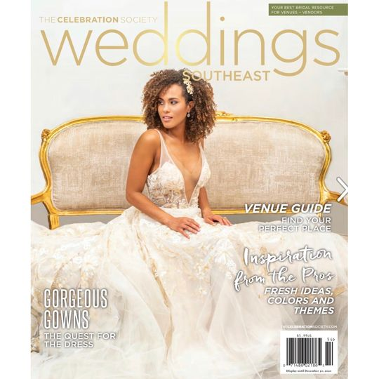 My first magazine cover!