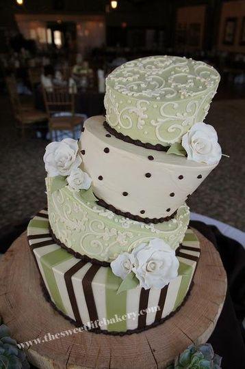 The Sweet Life Bakery - Wedding Cake - Vineland, NJ - WeddingWire