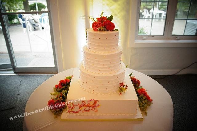 Tmx 1360603206831 SweetLifeBakery13 Vineland wedding cake