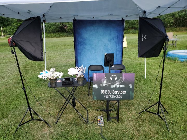 Photography Booth