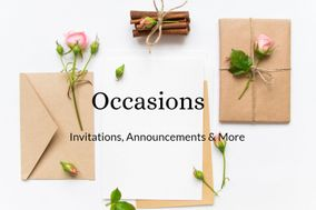 Occasions - Invitations & Announcements