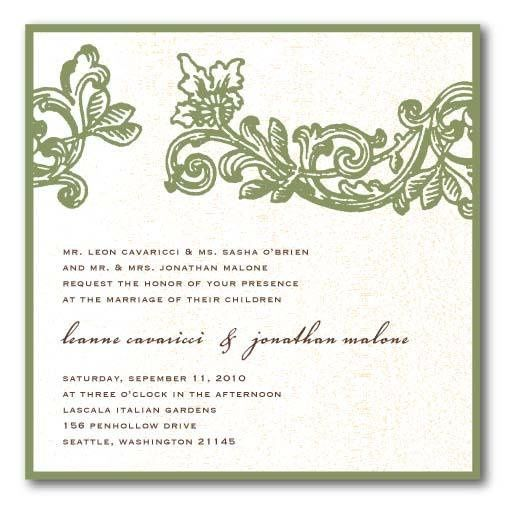 Tmx 1250559681840 TrcoR014D Holt wedding invitation