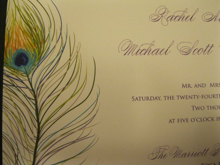 Tmx 1351814771685 IMG0283 Holt wedding invitation