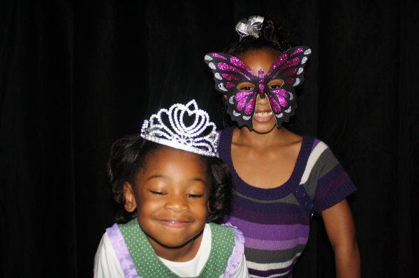 Everyone enjoys our photo booths young and young at heart! - Keepsake Photo Booth Memphis, TN...