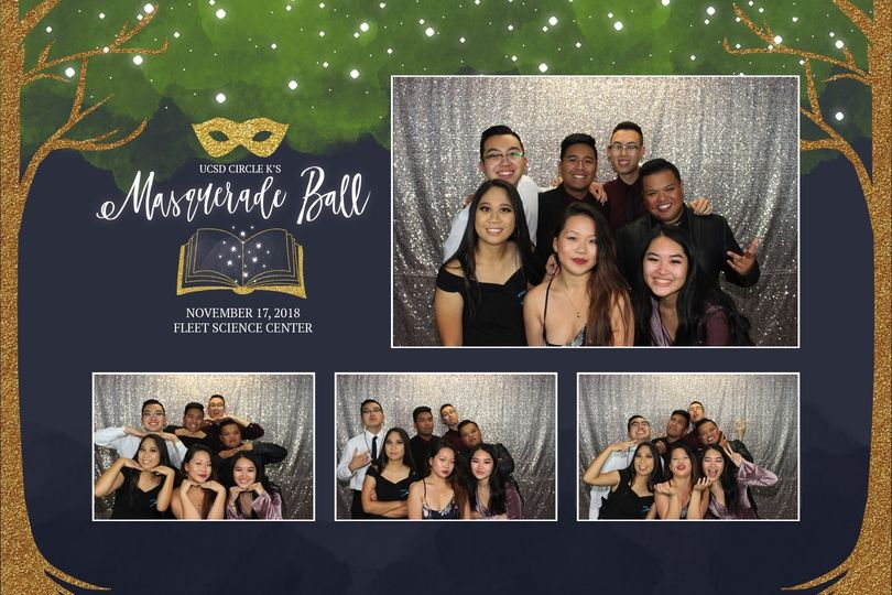 UCSD Circle K Masquerade Ball
