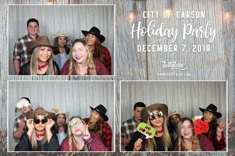 City of Carson Holiday Party