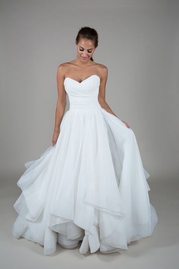 Build-A-Bride Dress