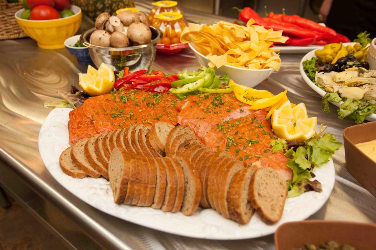 Maucieri's Italian Bistro, Bar & Deli