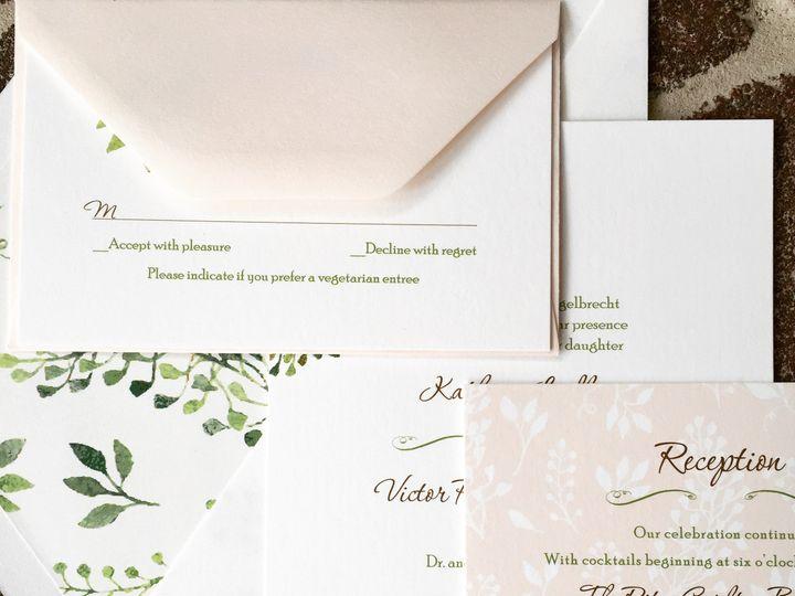 Tmx 1444756194698 Img0487 Rocky River wedding invitation