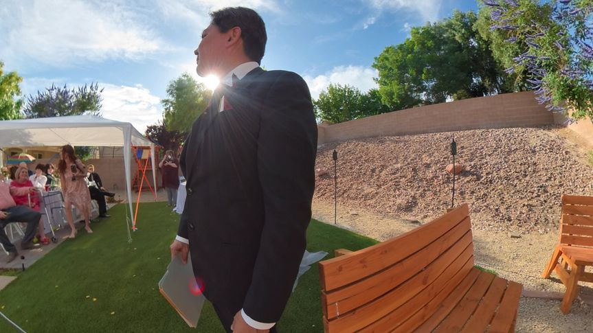 Officiating in North Las Vegas