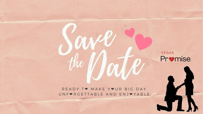 Save the Date - Proposal