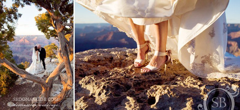 Grand Canyon Wedding Photos