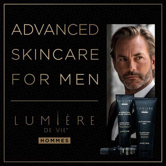 Advanced Men's Skin Care