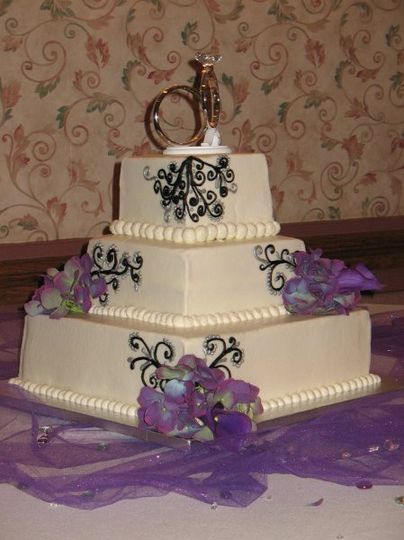 The Hall Cake