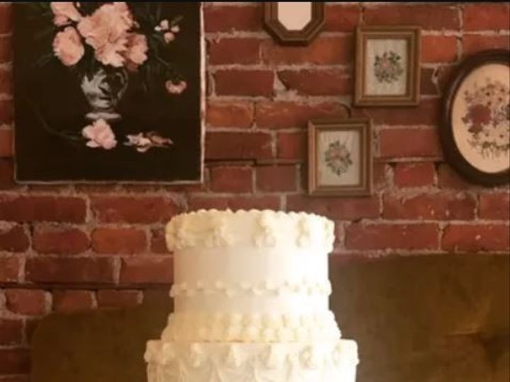 Tmx 7 51 1047209 1567003783 Hamburg, NJ wedding cake