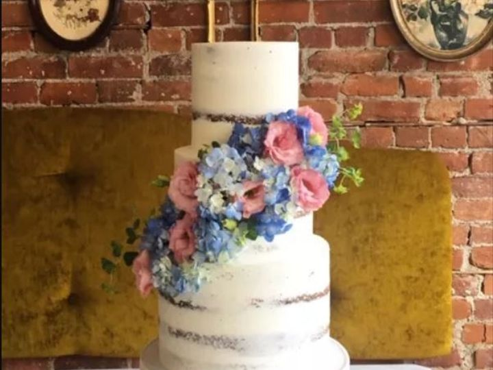 Tmx 8 51 1047209 1567003782 Hamburg, NJ wedding cake