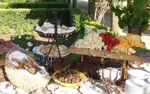 Tmx 1253386014228 Bernarduscheesedisplay Monterey wedding planner