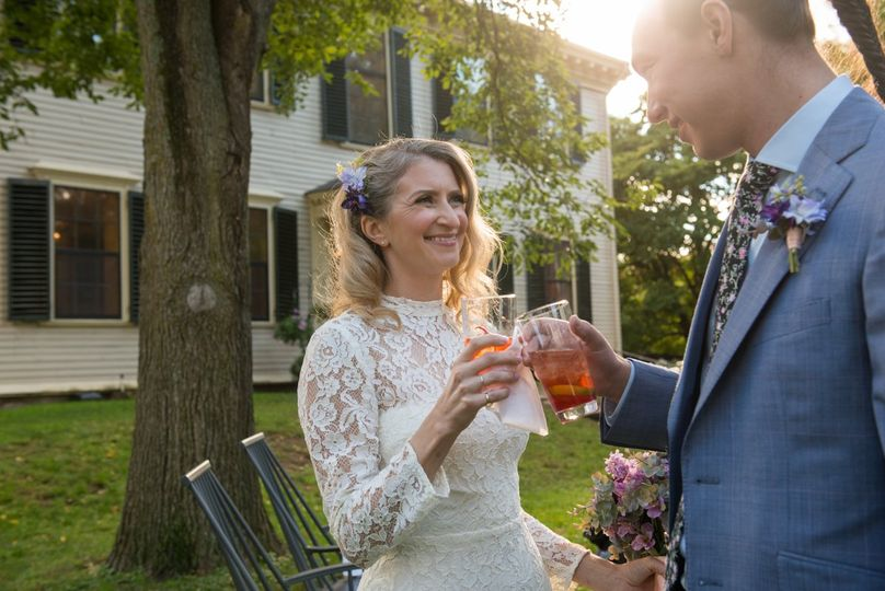 Jamaica Plain wedding
