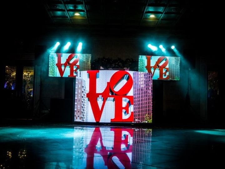 Tmx 1508729892983 Video Dj Booth Rental Nj Love Marquee Rentals Nj L Staten Island, NY wedding rental