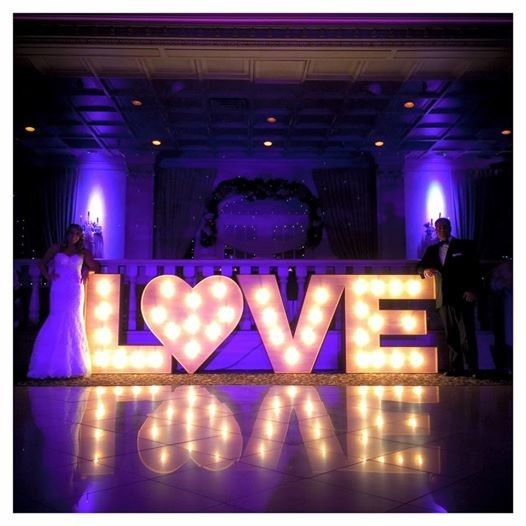 Tmx 1508730090999 Red Bank Nj Love Marquee Wedding Rental Wedding Lo Staten Island, NY wedding rental
