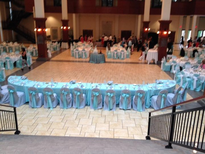 Tmx 1455126628884 Head Table 2 Columbus wedding catering