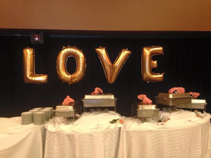 Tmx 1455127436601 Balloon Decor Columbus, OH wedding catering