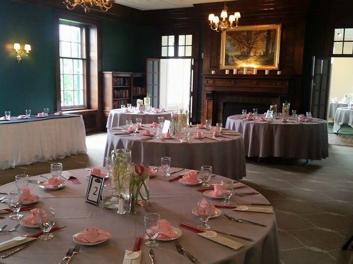 Tmx 1455127599378 Great Room With Head Table Columbus wedding catering