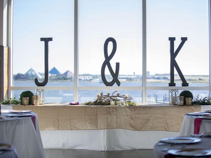 Tmx 1495146279872 Kelsey Justin Musgrove Reception Details 0019 Galveston, TX wedding venue