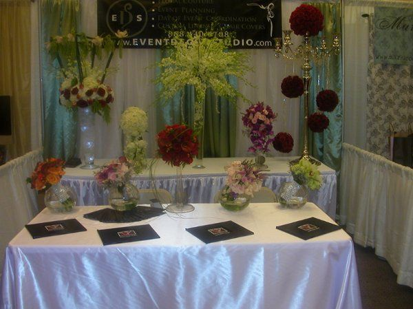 2008 Bridal Show. LA Convention Center