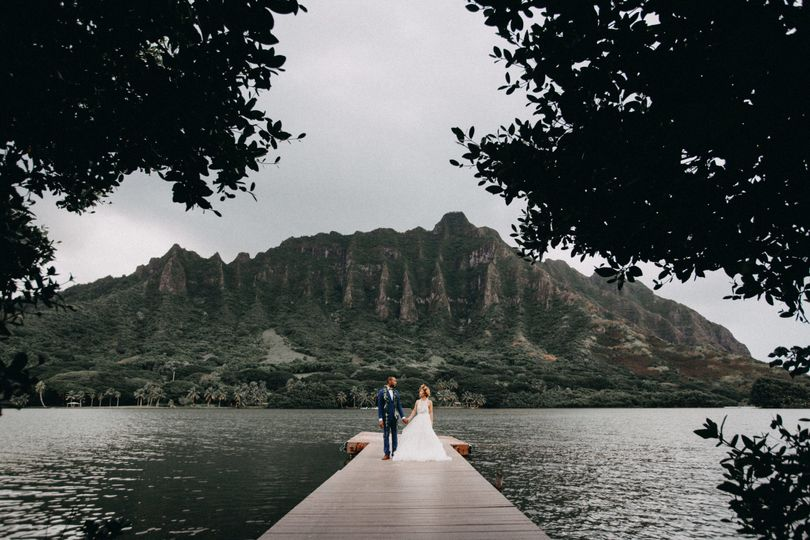 Kualoa Ranch Wedding - Roy Nuesca Photography
