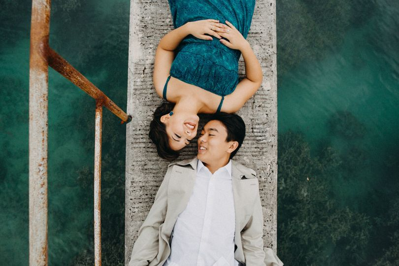Oahu Engagement Photography - Roy Nuesca Photography