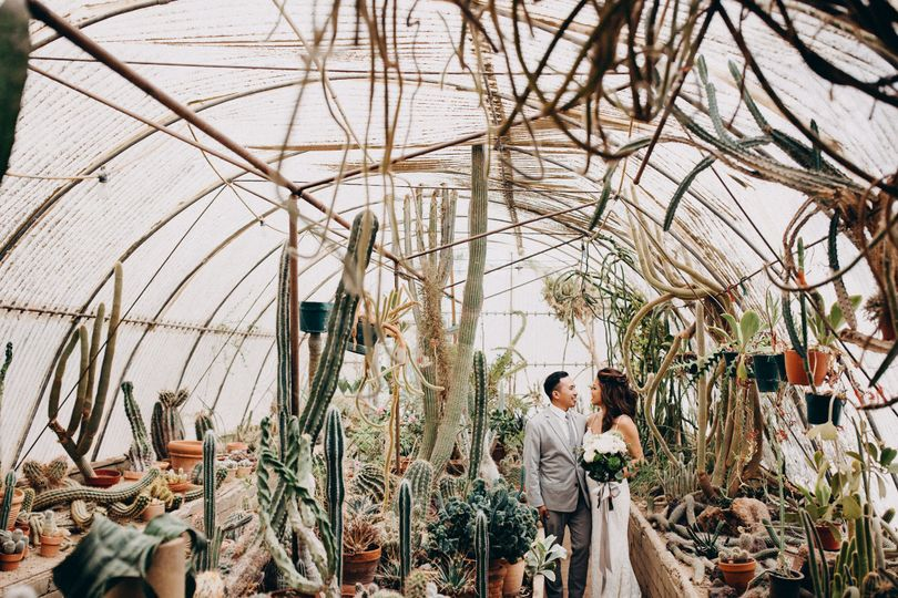 Palm Springs Wedding - Roy Nuesca Photography