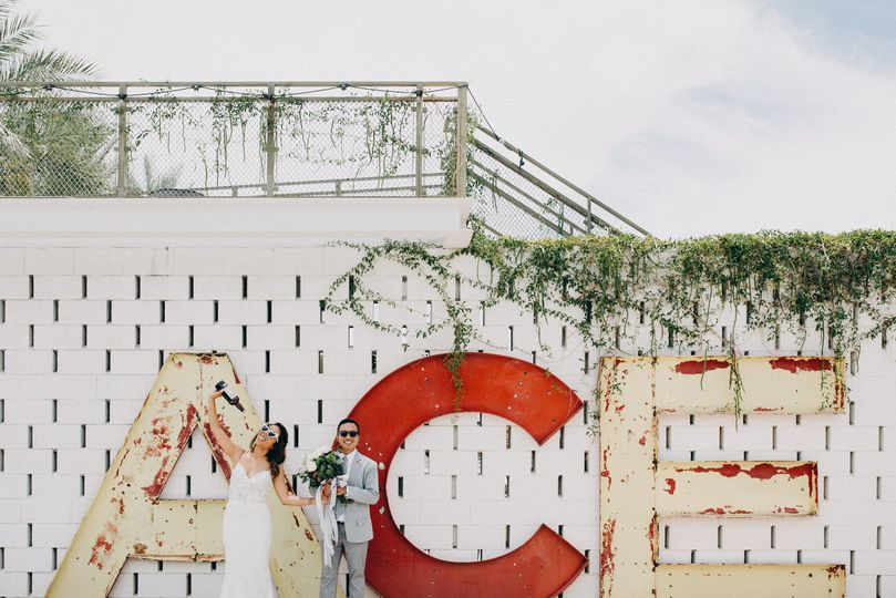 Ace Hotel Wedding Photography  - Roy Nuesca Photography