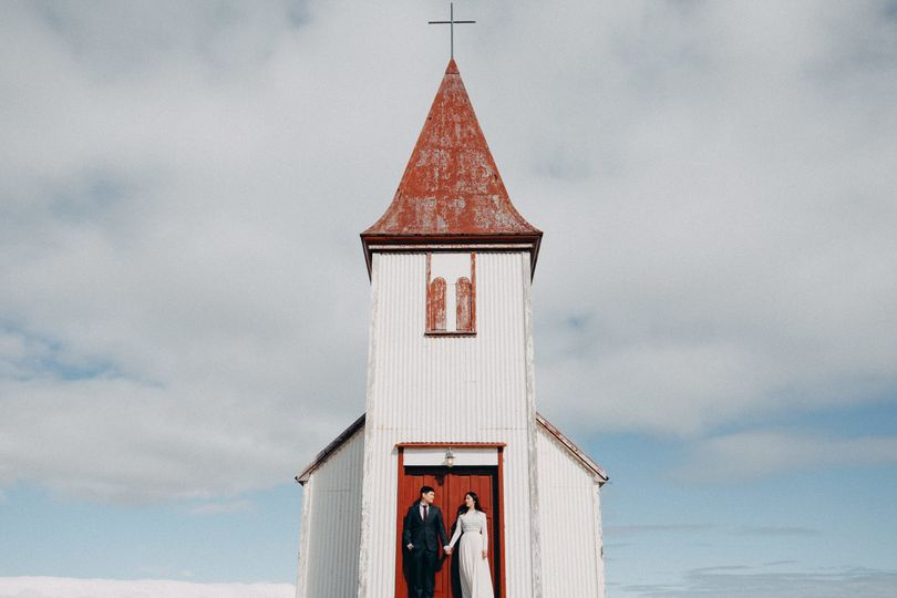 Iceland Wedding Photography - Roy Nuesca Photography