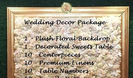 Perfectly Adorned Event Decor 2