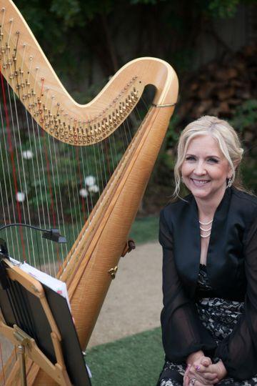 harpist wendy 2